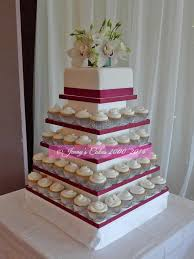 Cupcake Heaven And Cafe Wedding Cakes