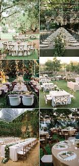 30 Totally Breathtaking Garden Wedding Ideas for 2017 Trends