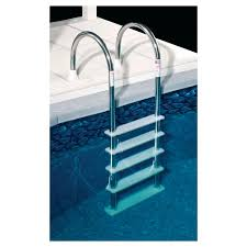 Image Sturdy Target Standard Stainless Steel Inpool Ladder For Above Ground Pools Target