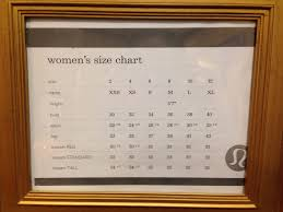 Lululemon Pants Size Chart Lululemon Mens Pants Size Chart Best Picture Of Chart