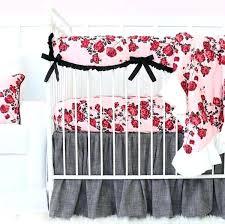 roses crib bedding olivia rose