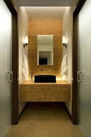 Powder room lighting Mirror Related Post Ibobsorg Modern Powder Room Ideas Powder Room Lighting Ideas Powder Room
