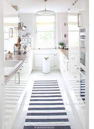 6 Small Galley Kitchen Ideas That Are Straight Up Great Galley Kitchen Design Small Galley Kitchens Galley Kitchen Remodel