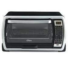black and decker cto6335s 8 large capacity 6 slice digital convection toaster oven countertop