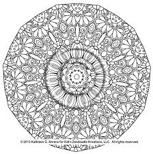 Small Picture Collection of Mandala Coloring Pages Pdf Coloring Steps