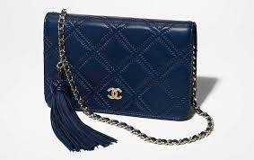 Chanel Stitched Quilted WOC with Tassel | Bragmybag & Chanel-Stitched-Quiled-WOC-with-Tassel-2 Adamdwight.com