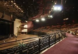Revel Ovation Hall Seating Chart Ufc