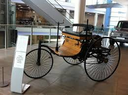 Who Made The First Car The First Car Made By Mercedes Benz Picture Of Mercedes