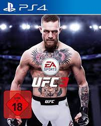 PS4 Spiel EA SPORTS UFC 3 Ultimate Fighting Championship MMA