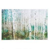 >eternal birch wall art wall art living urban barn urban barn  eternal birch wall art wall art living urban barn