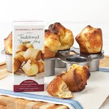 Amazon.com : Stonewall Kitchen Traditional Popover Mix, 12.3 Ounce ...