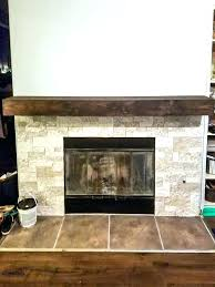 how to install stacked stone fireplace build fireplace surround installing stacked stone fireplace surround cost to