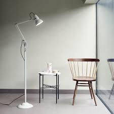 Original 1227 Floor Lamp Linen White