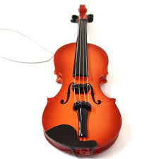 giftgarden violin electric guitar ornament hanging decoration unique gifts for cool gifts for guys gifts for boyfriend gifts for friend