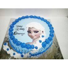 Buy Frozen Barbie Cake Dc02 Online In Bangalore Order Frozen