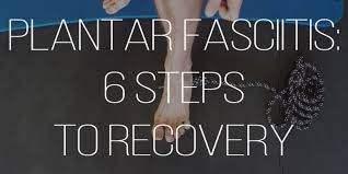 relief from plantar fasciitis pain