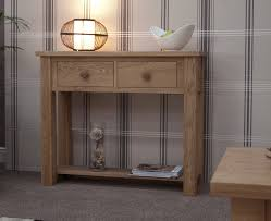 small hall furniture. kingston solid oak hallway furniture small console hall table o