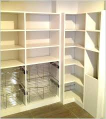 build pantry shelf building pantry shelves design build a shelf how to build corner pantry shelves
