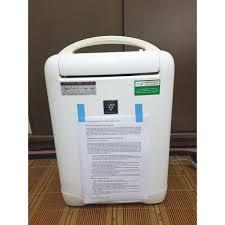 Sẵn hàng) Máy hút ẩm sấy quần áo Sharp 10L nội địa Nhật CV A100