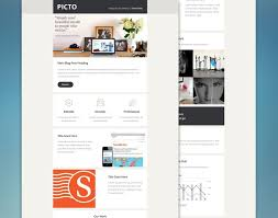 Free Picto Email Psd Theme Mockups Templates Templates Email