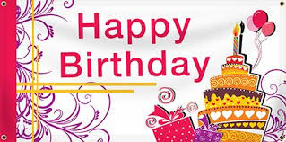 custom happy birthday banner custom birthday banners design your own banners com