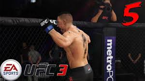 Ufc 3 La Mia Carriera 5 Limpressionante Prova Di Boyka Youtube