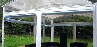 outdoor mesh screen curtains clear patio screens zip slider 1