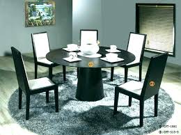 black circle dining table black round kitchen table set black round kitchen table black round kitchen