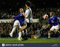 Soccer - FA Barclays Premiership - Everton v Fulham - Goodison Park Stock  Photo - Alamy