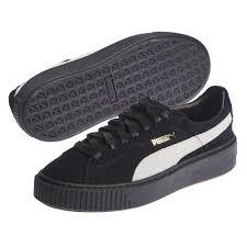 Bts Puma Shoes Size Chart Bts X Puma Suede Platform Sneakers 36222305 Shoes