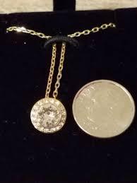 swarovski angelic pendant white rose gold plated 5367855