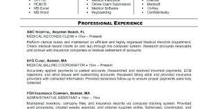 Entry Level Medical Billing And Coding Resume Entry Level Medical Billing And Coding Resume Entry Level Medical