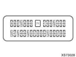 toyota tundra second generation mk2 2007 2008 fuse box toyota tundra second generation mk2 2007 2008 fuse box diagram