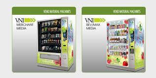 Natural Vending Machines Impressive Vend Natural Healthy Vending Information FranchiseOpportunities
