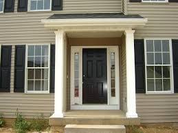 Front Doors: Impressive Replace A Front Door Best Inspirations ...