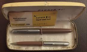 Liquid Lead Pencil 51s For Sale