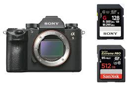 A9 Card Best Memory Cards For Sony A9 Daily Camera News