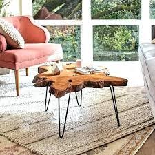 world market wood coffee table rectangular wood hairpin coffee table world market wood and metal multi