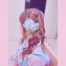 桜咲乃愛さんのインスタグラム写真 桜咲乃愛instagram浴衣イベント