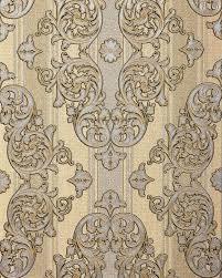 Barok Behang Edem 580 31 Opgeschuimd Vinylbehang Gestructureerd In