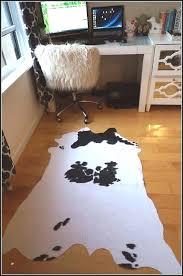 faux cow rug fake cowhide rug cow rug fresh fake cowhide rug rugs home decorating ideas faux cow rug fake cowhide