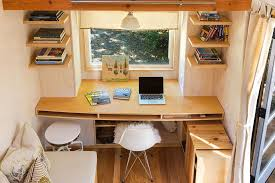 office in house. Home Office In Tiny House