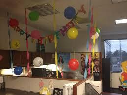 office birthday decoration. #cubicle #birthday #decoration #surprise Office Birthday Decoration S