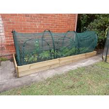 an effective solution to crop protection this netting sleeve is designed to keep pests big and small off your crops high tensile strength