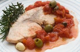 Risultati immagini per •Pesce Spada alla Siciliana