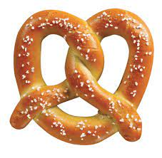 Pretzel With Salt Icons PNG - Free PNG and Icons Downloads