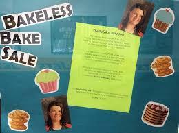 Sterling Public Schools Bakeless Bake Sale