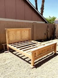 80 diy king size platform bed frame diy