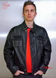 higgs leathers last one half malcs men s designer leather biker jacket at uk
