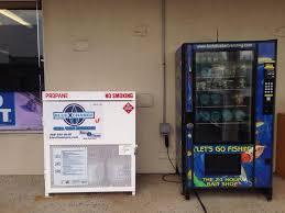 Fishing Vending Machine Impressive Propane For Grilling And Bait Vending Machine For Fishing Yelp